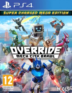 Override: Mech City Brawl...
