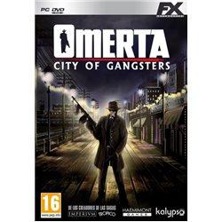 OMERTA CITY OF GANGSTERS ( PREMIUM )
