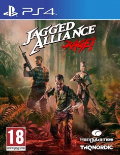 Jagged Alliance Rage! (PS4)