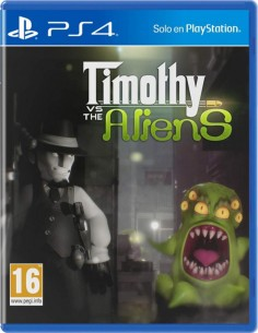 Timothy Vs The Aliens (PS4)