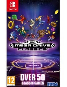 Sega Megadrive Classics...