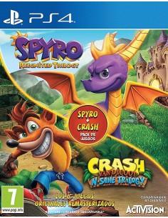 Pack de Juegos Spyro:...