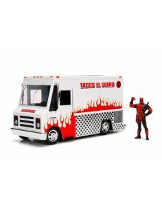 Taco Truck Deadpool Metal...