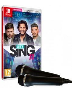 Let's Sing 11 + Micrófonos...