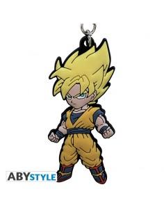 Llavero PVC Dragon Ball Goku