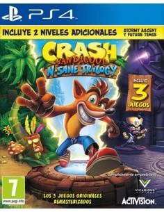Crash Bandicoot: N. Sane...