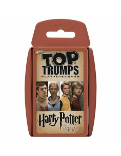 Top Trumps Harry Potter y...