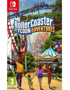 Roller Coaster Tycoon...