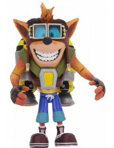Figura Crash Bandicoot...