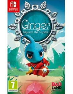 Ginger: Beyond the Crystal...