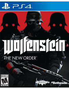 Wolfenstein: The New Order...