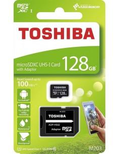 MicroSD Toshiba 128 GB...