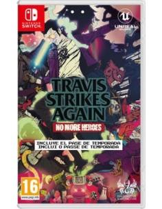 Travis Strikes Again: No...