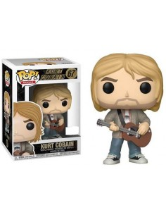FUNKO POP! Kurt Cobain...