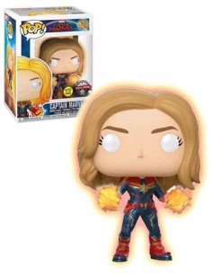 FUNKO POP! Marvel Capitana...