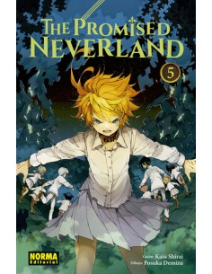 The Promised Neverland Nº5...