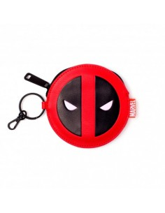 Cartera Monedero Deadpool Logo