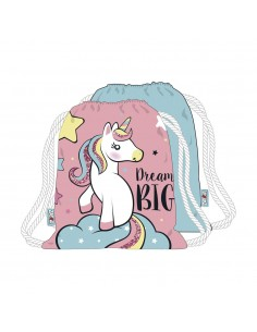 "Saco Unicornio ""Dream Big""..."