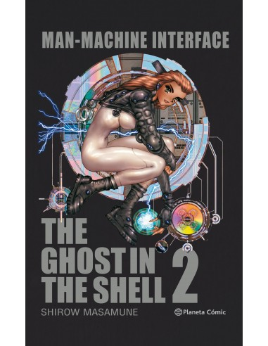 The Ghost in the Shell 2 [Cartoné]