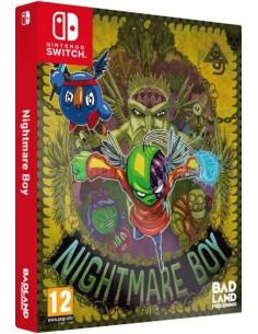 Nightmare Boy: Special...