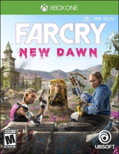 Far Cry: New Dawn (Xbox One)