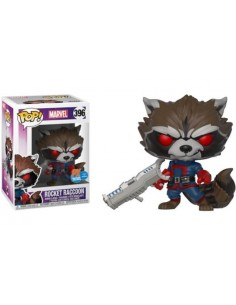 FUNKO POP! Marvel Rocket...