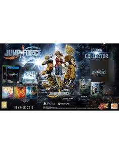 Jump Force Collector...