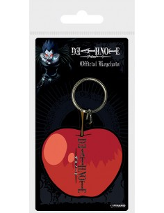 Llavero Death Note Manzana