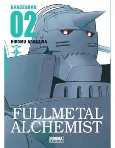 FullMetal Alchemist Nº2...