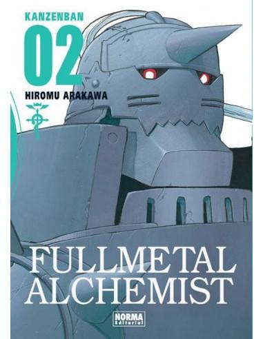 FullMetal Alchemist Nº2 (Edición...