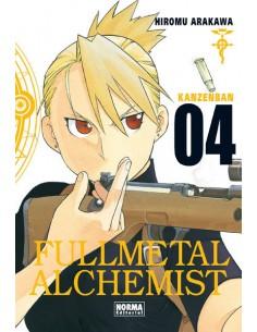 FullMetal Alchemist Nº4...