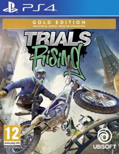 Trials Rising Gold Edition...