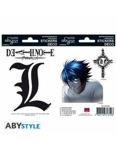 Stickers Death Note