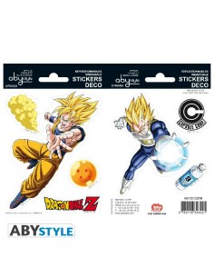 Stickers Dragon Ball Z Goku...
