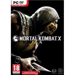 MORTAL KOMBAT X  (INCLUYE CONTENIDO DESCARGABLE GORO)