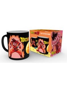 Taza Térmica Dragon Ball Goku