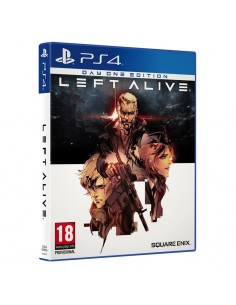 Left Alive Day One Edition...