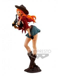Figura One Piece - Nami -...