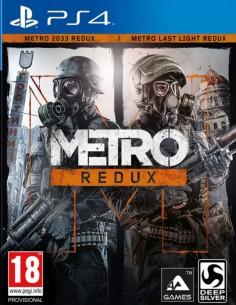 Metro Redoux (PS4)