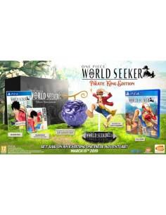 One Piece World Seeker The...