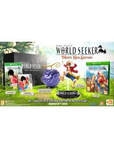 One Piece World Seeker...