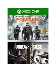 Rainbow Six + The Division...