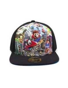Gorra Nintendo Super Mario...