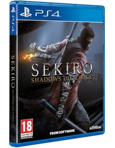 Sekiro: Shadows Die Twice...