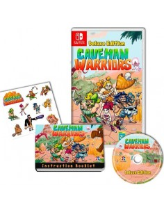 Caveman Warriors Deluxe...