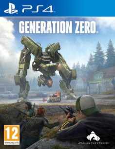 Generation Zero (PS4)