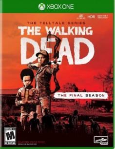 The Walking Dead: The Final...
