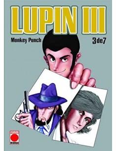 Lupin III Nº3 (3 de 7)...