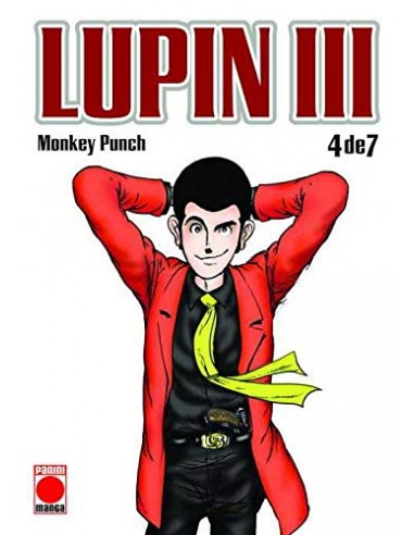 Lupin III Nº4 (4 de 7) [Rustica]