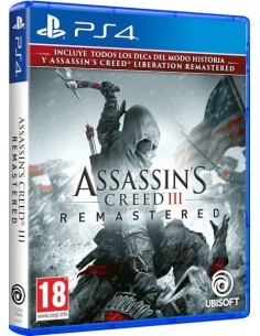 Assassin's Creed III...